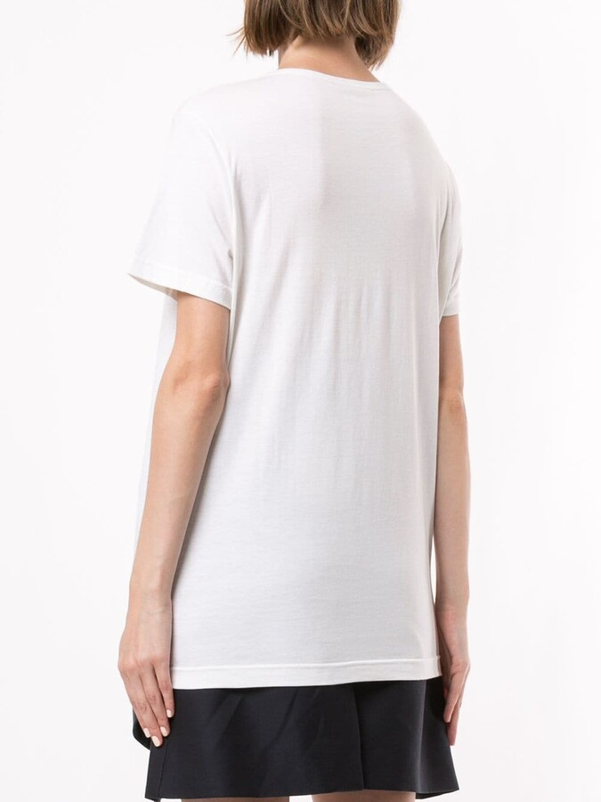 Thumbnail for your product : Fendi Pre-Owned logo print T-shirt