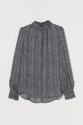 H&M Wide blouse