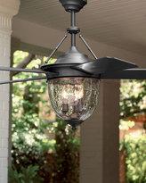 Horchow Bronze Outdoor Ceiling Fan