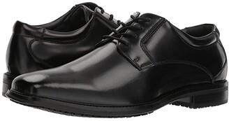 Dockers Irving (Black Polished) Men's Shoes