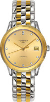 Longines L4.774.3.37.7 La Grande Classique Flagship gold and steel watch
