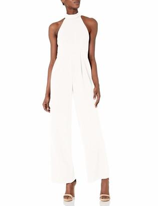 Calvin Klein Women's Halter Neck Jumpsuit