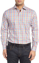 Peter Millar Chateau Regular Fit Check Sport Shirt