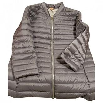 Colmar Grey Trench Coat for Women