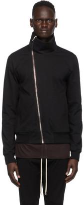 Rick Owens Black Performa Bauhaus Jogger Sweatshirt