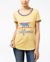 Hybrid Juniors' California Graphic T-Shirt