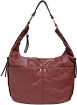 JCPenney Bueno Of California Bueno 2Tone Washed Hobo Bag