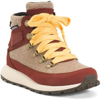 Comfort Hiker Booties