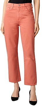 J Brand Jules Straight-Leg Jeans in Portal Raze