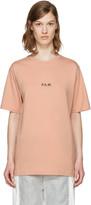 Perks And Mini Pink Logo T-Shirt