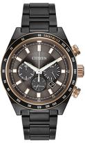Citizen Two-Tone Sports Chrono Bracelet Watch - Men