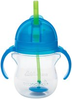 Munchkin Click Lock Weighted Flexi Straw Trainer Cup - Blue - 7 oz