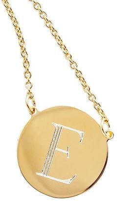 Sarah Chloe Cara Disc Necklace