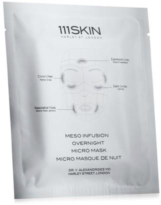 111SKIN Meso Infusion Overnight Micro Mask