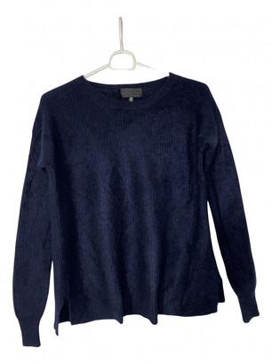 Nili Lotan Blue Cashmere Knitwear