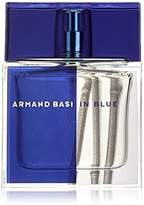 Armand Basi In Blue Men Eau De Toilette Spray, 1.7 Ounce