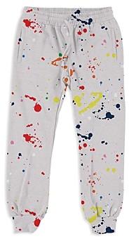 Sub Urban Riot Girls' Splatter Paint Sweatpants - Big Kid
