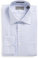 John W. Nordstrom Traditional Fit Check Dress Shirt