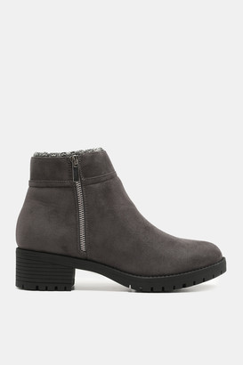 Ardene Winter Ankle Boots - Shoes |