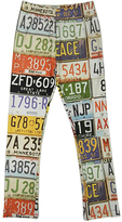 Urban Smalls Multi License Plates Toasties - Infant Toddler & Girls