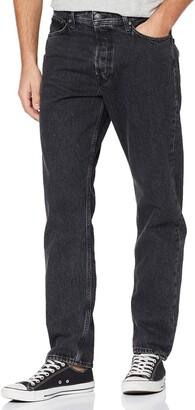 Jack and Jones Men's JJICHRIS Jjoriginal CR 144 Loose Fit Jeans