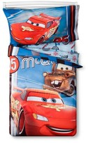 Disney Cars Comforter Set (Toddler) Red & Blue