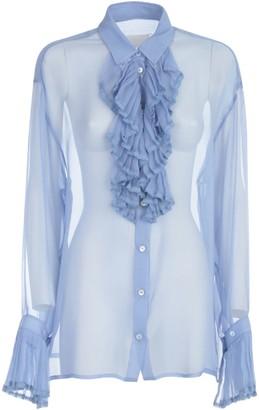 Maison Margiela Silk Chiffon Shirt