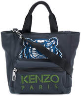 Kenzo embroidered Tiger tote bag