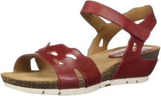 Josef Seibel Women's Hailey 25 Wedge Sandal