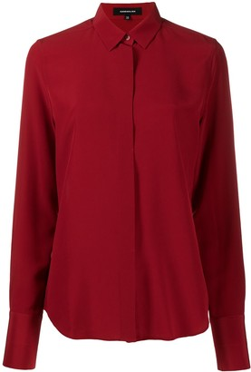 Barbara Bui Crepe De Chine Shirt