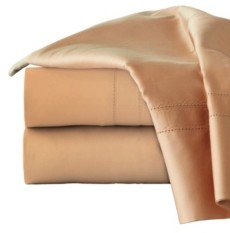 Pointehaven Solid 4-Pc. King Sheet Set, 620 Thread Count Cotton Bedding