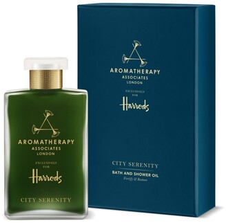 Aromatherapy Associates City Serenity Bath & Shower Oil (55Ml)