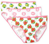 Intimo Girls 4-10) 3-Pack Shopkins Panties