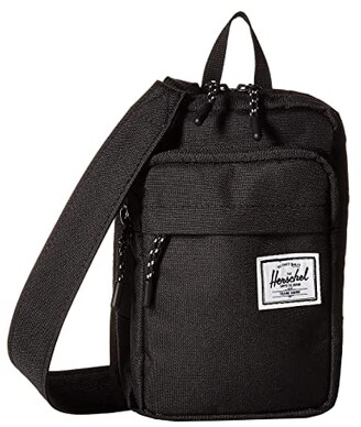 Herschel Form Crossbody Large (Black) Cross Body Handbags