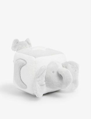 The Little White Company Kimbo activity cube 24cm