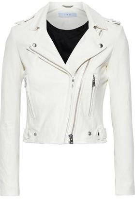 IRO Luiga Leather Biker Jacket