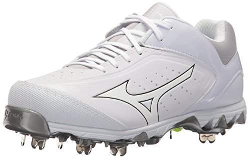 66a991cbe8cb White Mizuno Softball Cleats - ShopStyle