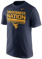 Nike Men's West Virginia Mountaineers Local Verbiage Tee