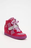Skechers 'Plus 2' Wedge Sneaker (Little Kid)