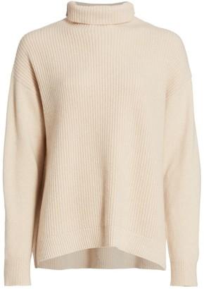 Alice + Olivia Daphney Cashmere Turtleneck Sweater