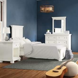 Three Posts Teen Rochford Standard 4 Piece Bedroom Set Teen Bed Size: Twin