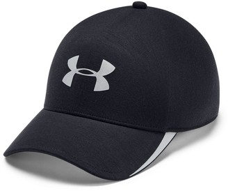 Under Armour Men's UA Run Flash One Panel Cap