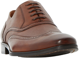 Dune Park Lane Oxford Leather Shoes, Tan