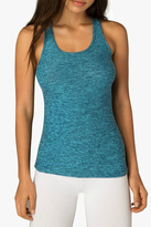 Beyond Yoga Blue Studio Active Top