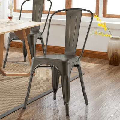 Williston Forge Nakamura Dining Chair Color Copper Shopstyle