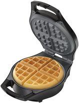 Hamilton Beach Mess-Free Waffle Maker