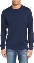 Velvet by Graham & Spencer Men's General Luxe Fleece Sweatshirt