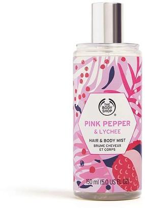 The Body Shop Pink Pepper & Lychee Hair & Body Mist