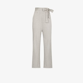 Base Range Lhasa organic cotton trousers