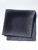 Banana Republic Gradient Dot Silk Pocket Square